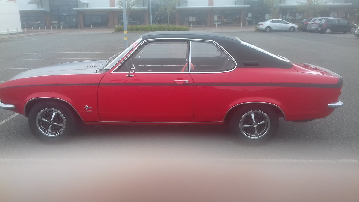 1974 OPEL MANTA A SR For Sale (picture 3 of 6)