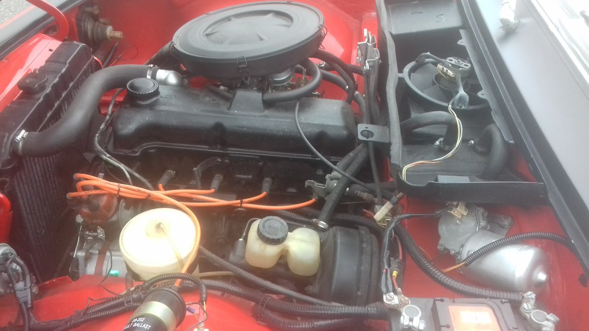 1974 OPEL MANTA A SR For Sale (picture 4 of 6)