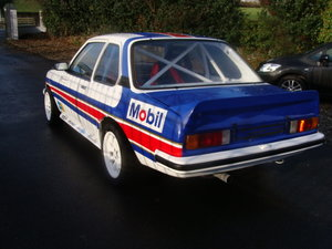 1979 opel ascona historic rally car For Sale