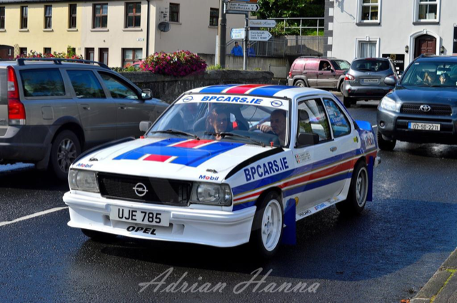 1979 opel ascona historic rally car For Sale (picture 4 of 6)