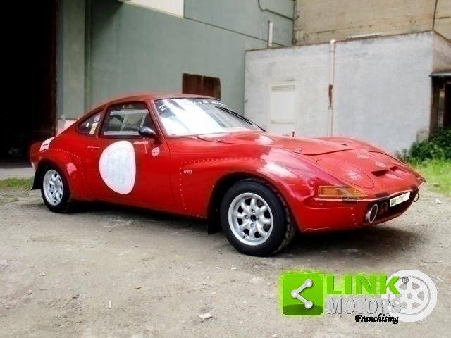 Opel GT 1.9s (1969) HTP GR4 For Sale (picture 1 of 6)