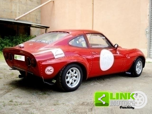 Opel GT 1.9s (1969) HTP GR4 For Sale (picture 4 of 6)