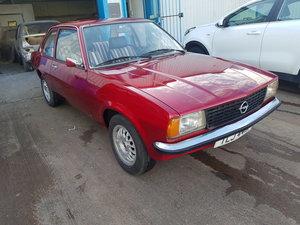 1976 Opel Ascona 2 Door - LHD For Sale
