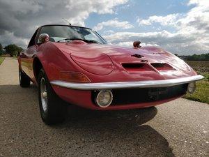 1970 Opel GT '70  LHD For Sale
