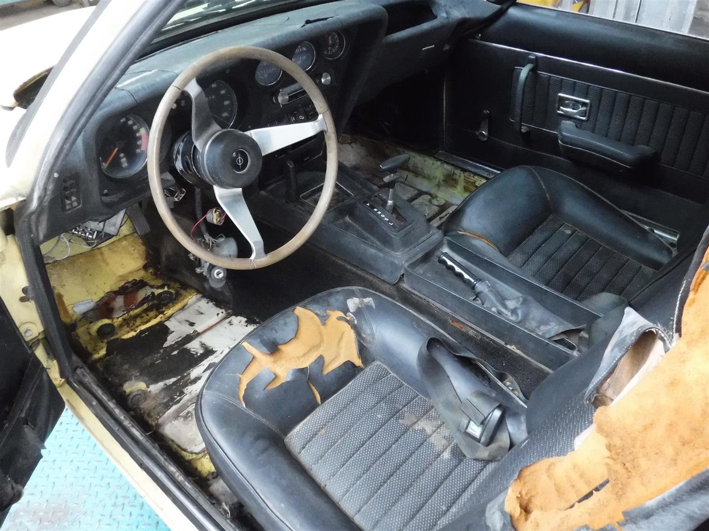 1971 Opel GT 1900 '71 (to restore) For Sale (picture 5 of 6)