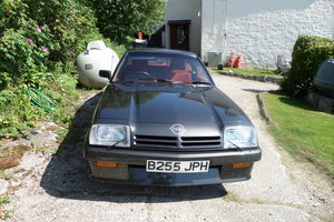 1984 Manta 1.8S Original Timewarp Car For Sale