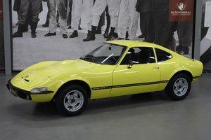 1972 Opel GT/J