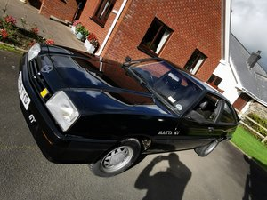1984 Opel Manta 1 lady owner For Sale