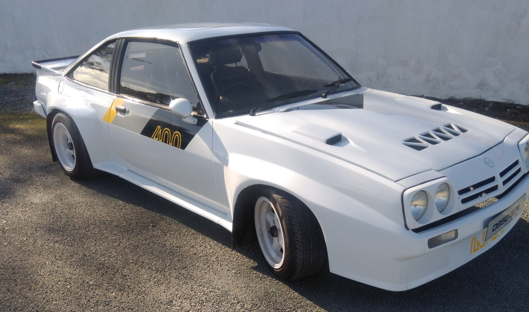 1986 Opel Manta 400r SOLD (picture 1 of 6)