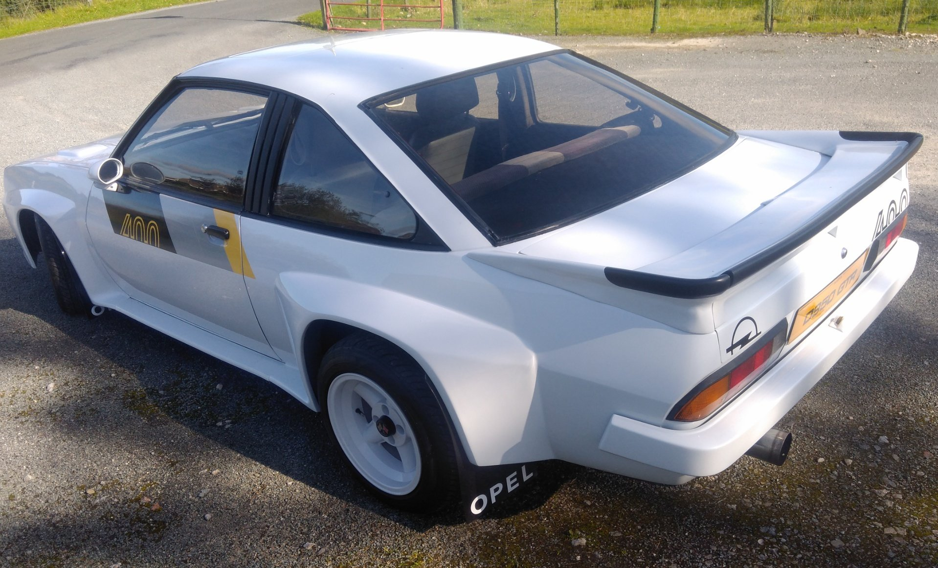 1986 Opel Manta 400r SOLD (picture 6 of 6)
