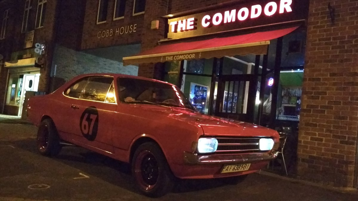 1967 Opel  commodore A For Sale (picture 1 of 6)