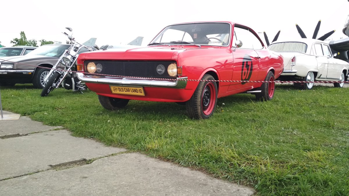 1967 Opel  commodore A For Sale (picture 5 of 6)