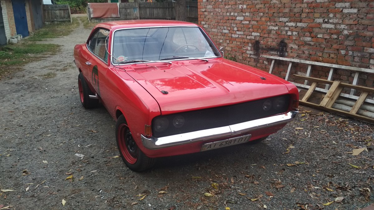 1967 Opel  commodore A For Sale (picture 6 of 6)