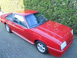 Opel Manta GST 1989 NEW 97 KM  For Sale