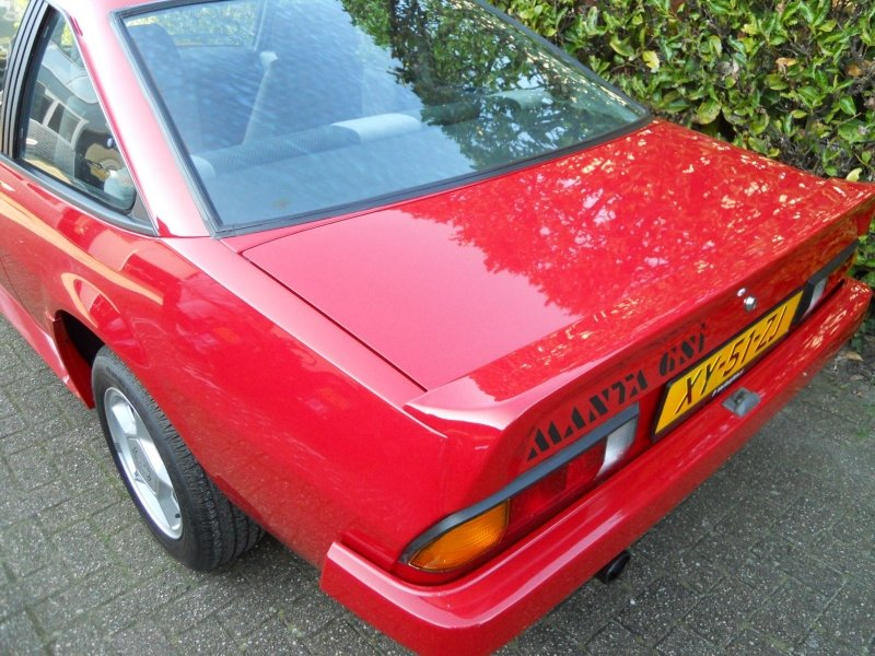 Opel Manta GST 1989 NEW 97 KM  SOLD (picture 3 of 6)