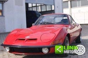1973 Opel GT 1900  KIT CONRERO HP125