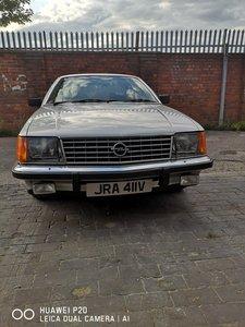Opel Monza 50000 miles