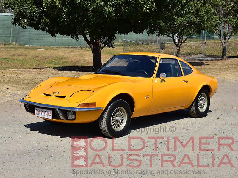1972 Opel GT SOLD (picture 1 of 6)