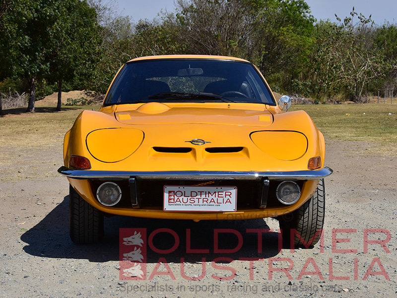 1972 Opel GT SOLD (picture 2 of 6)