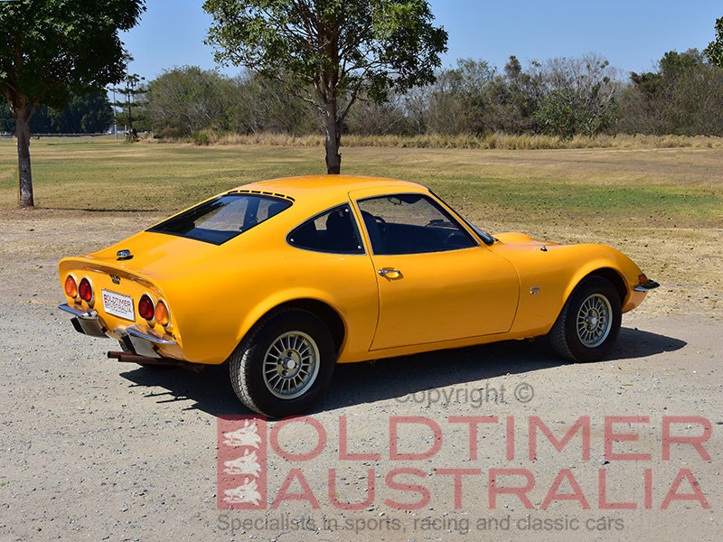 1972 Opel GT SOLD (picture 3 of 6)