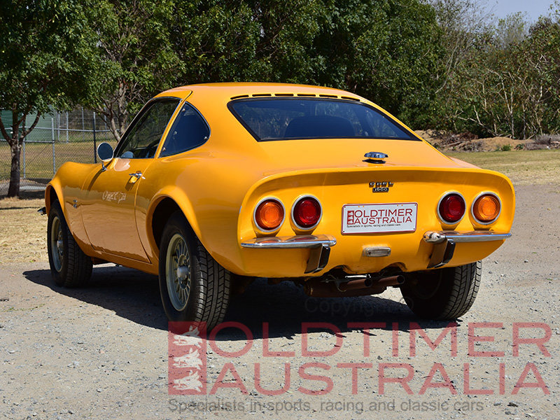 1972 Opel GT SOLD (picture 4 of 6)