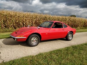 1970 Opel GT '70  LHD For Sale