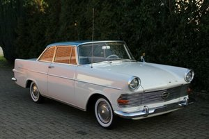 Opel Rekord P2 Coupe, 1963 SOLD