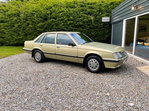 1984 (Best)Opel Senator 2.5E Low Milage, Two Owners, UK Reg