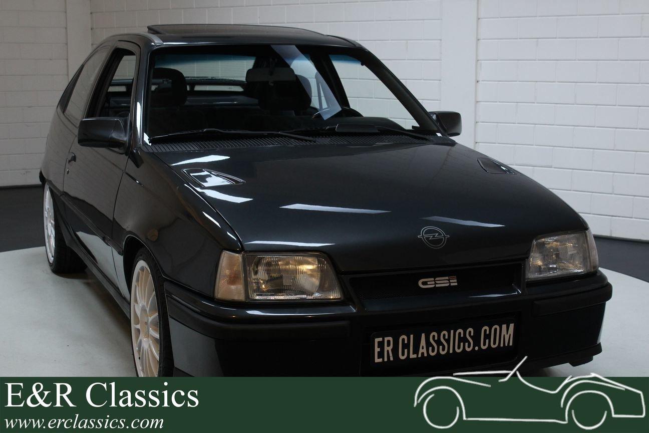 Opel Kadett E GSI 2.0 1990 Top condition For Sale (picture 1 of 6)