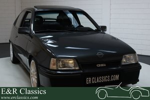 Opel Kadett E GSI 2.0 1990 Top condition