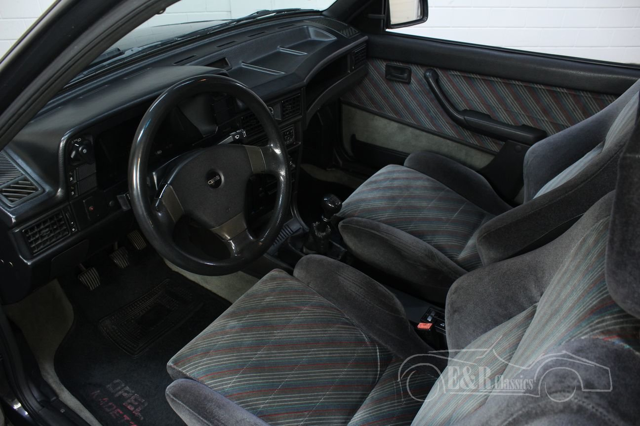 Opel Kadett E GSI 2.0 1990 Top condition For Sale (picture 3 of 6)