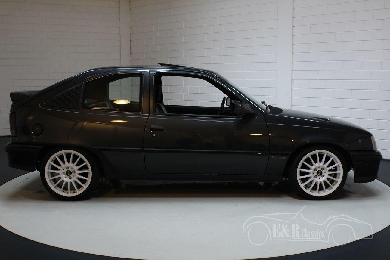Opel Kadett E GSI 2.0 1990 Top condition For Sale (picture 6 of 6)
