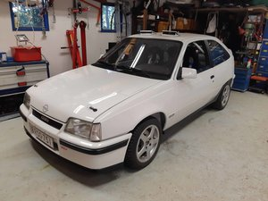 1989 Historic Opel Kadett E Gsi 16V SOLD