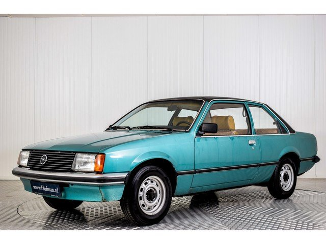 1980 Opel Rekord 2.0 S Sport For Sale (picture 1 of 6)