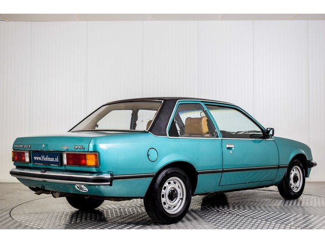 1980 Opel Rekord 2.0 S Sport For Sale (picture 2 of 6)