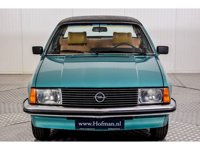 1980 Opel Rekord 2.0 S Sport For Sale (picture 3 of 6)