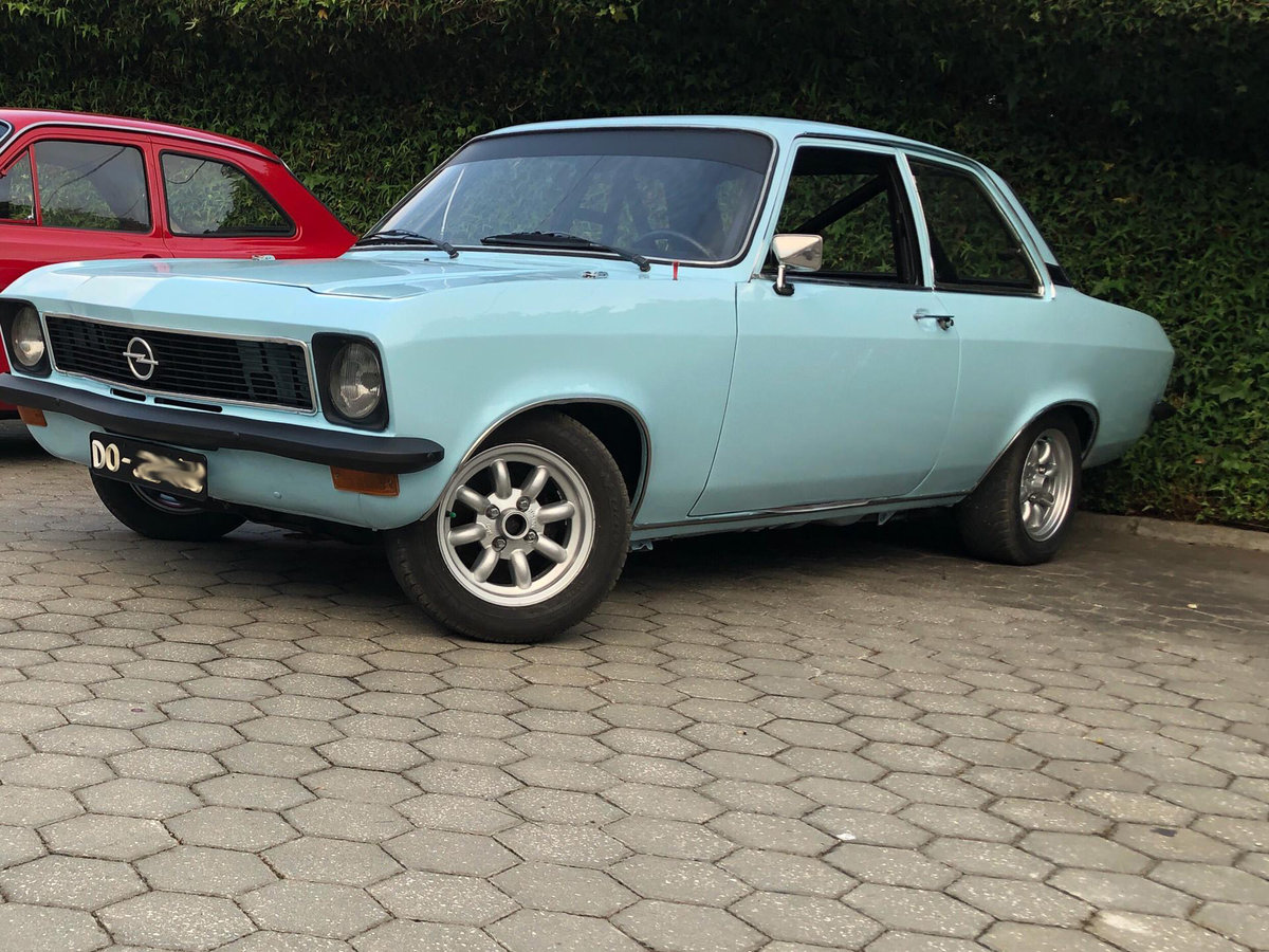 1975 Opel Ascona 1904 SR For Sale (picture 1 of 6)