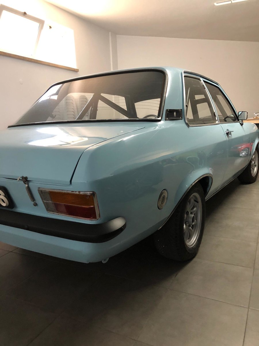 1975 Opel Ascona 1904 SR For Sale (picture 2 of 6)