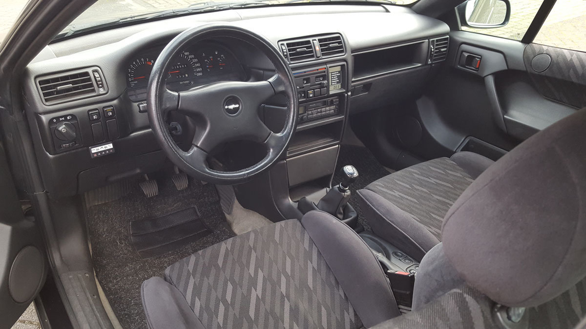 Opel Calibra 4 x 4 Turbo 17 Jan 2020 For Sale by Auction (picture 3 of 5)