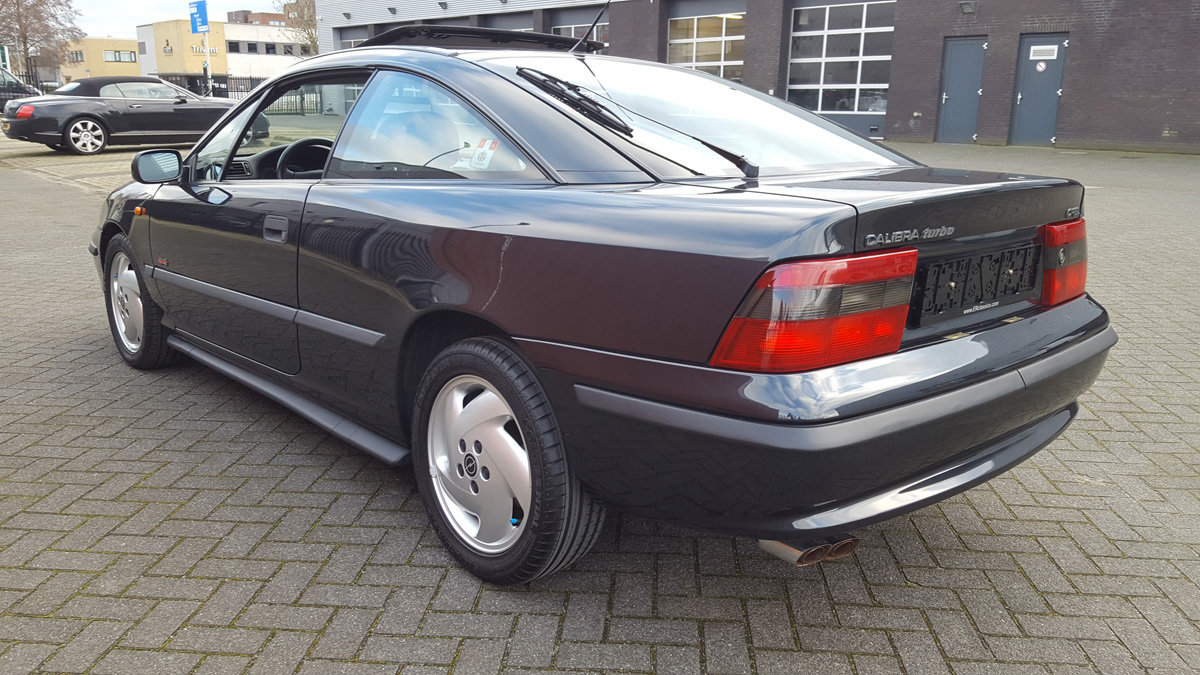Opel Calibra 4 x 4 Turbo 17 Jan 2020 For Sale by Auction (picture 5 of 5)