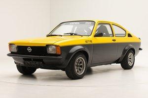 Opel Kadett C coupé 1977