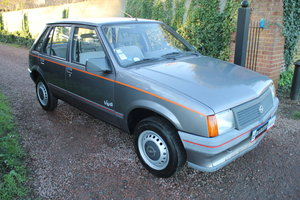 1988 Opel Corsa MkI 1.2 'S' LHD, From Southern France - 23k Miles