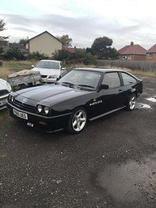 1988 Opel Manta gt/e MOT December 2020