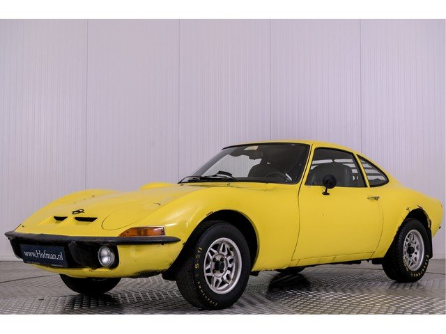 1973 Opel GT GT/J 1.9 For Sale (picture 1 of 6)