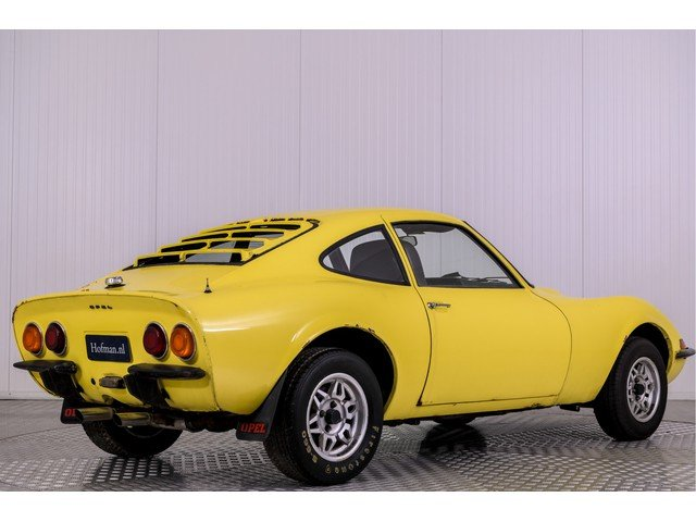 1973 Opel GT GT/J 1.9 For Sale (picture 2 of 6)