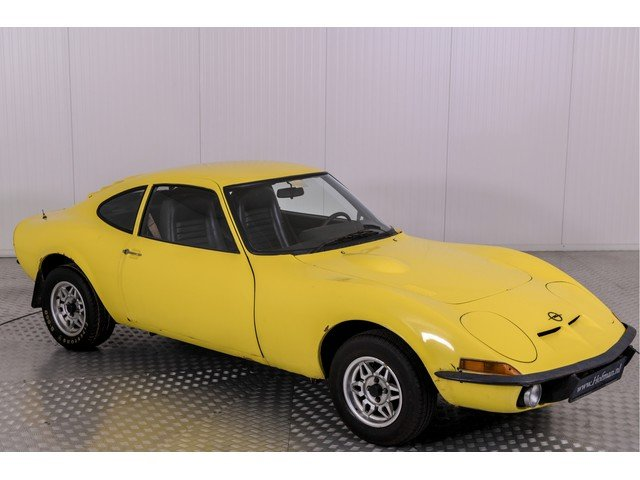 1973 Opel GT GT/J 1.9 For Sale (picture 3 of 6)
