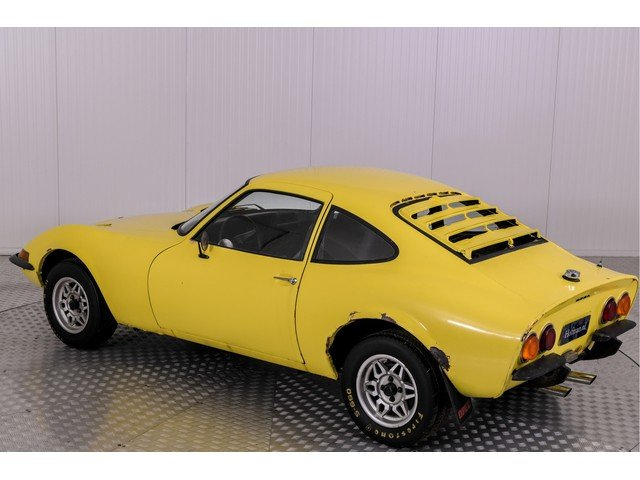 1973 Opel GT GT/J 1.9 For Sale (picture 4 of 6)