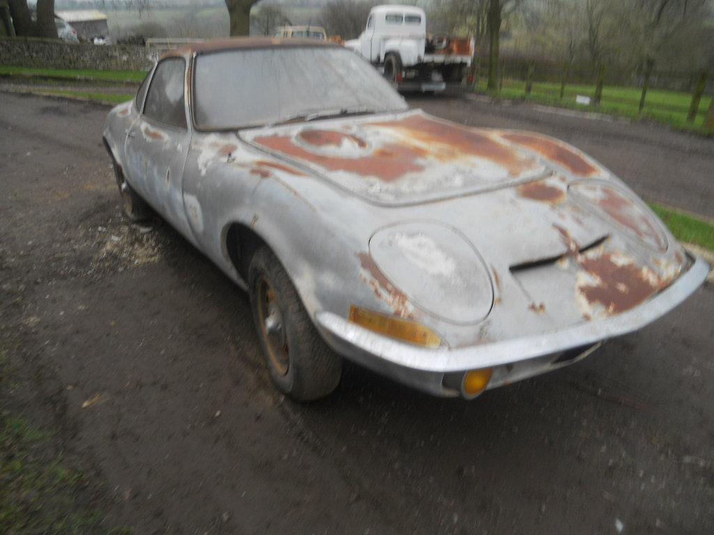 1970 Opel GT For Sale  For Sale (picture 1 of 6)