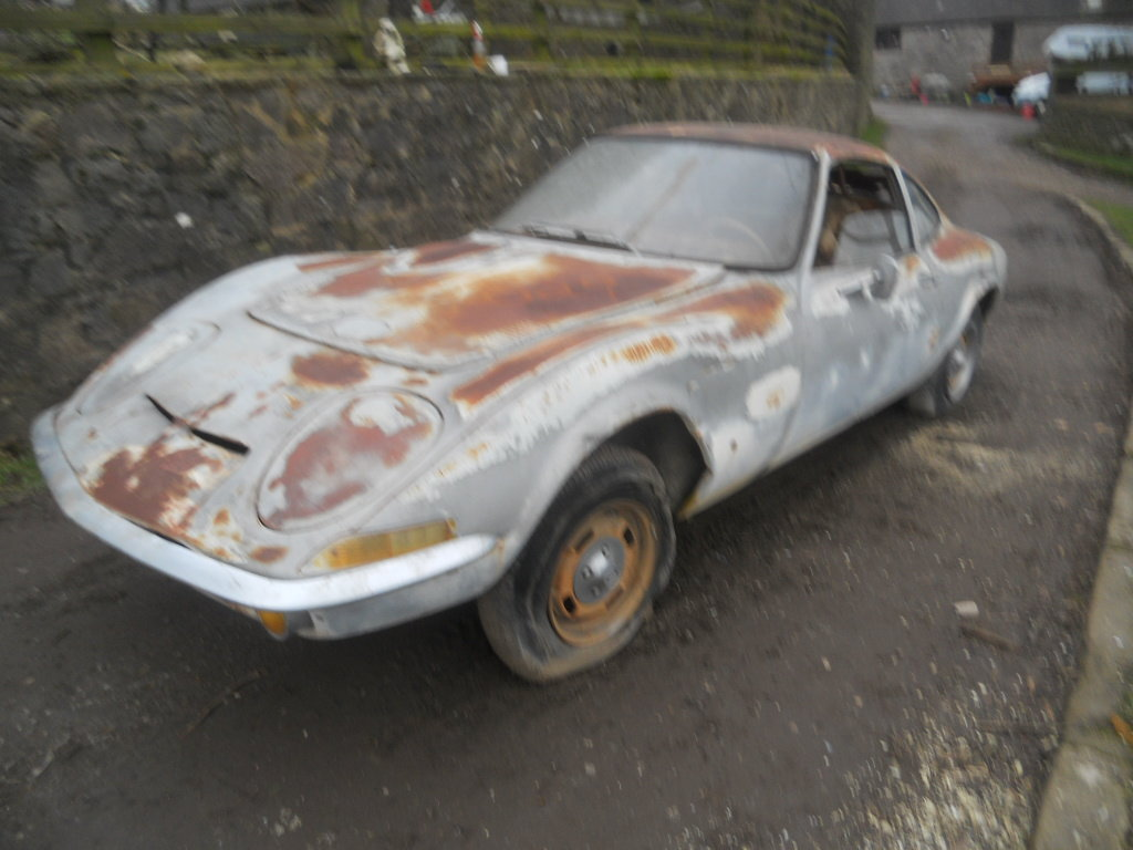 1970 Opel GT For Sale  For Sale (picture 3 of 6)