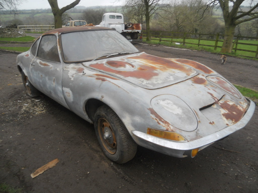 1970 Opel GT For Sale  For Sale (picture 6 of 6)